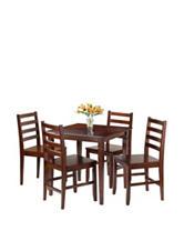 Winsome 5-pc. Kingsgate Dining Set