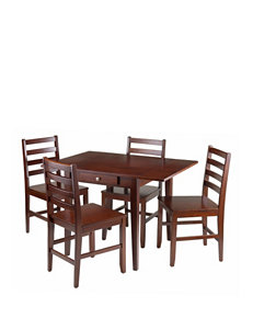 Winsome 5-pc. Hamilton Dining Room Set