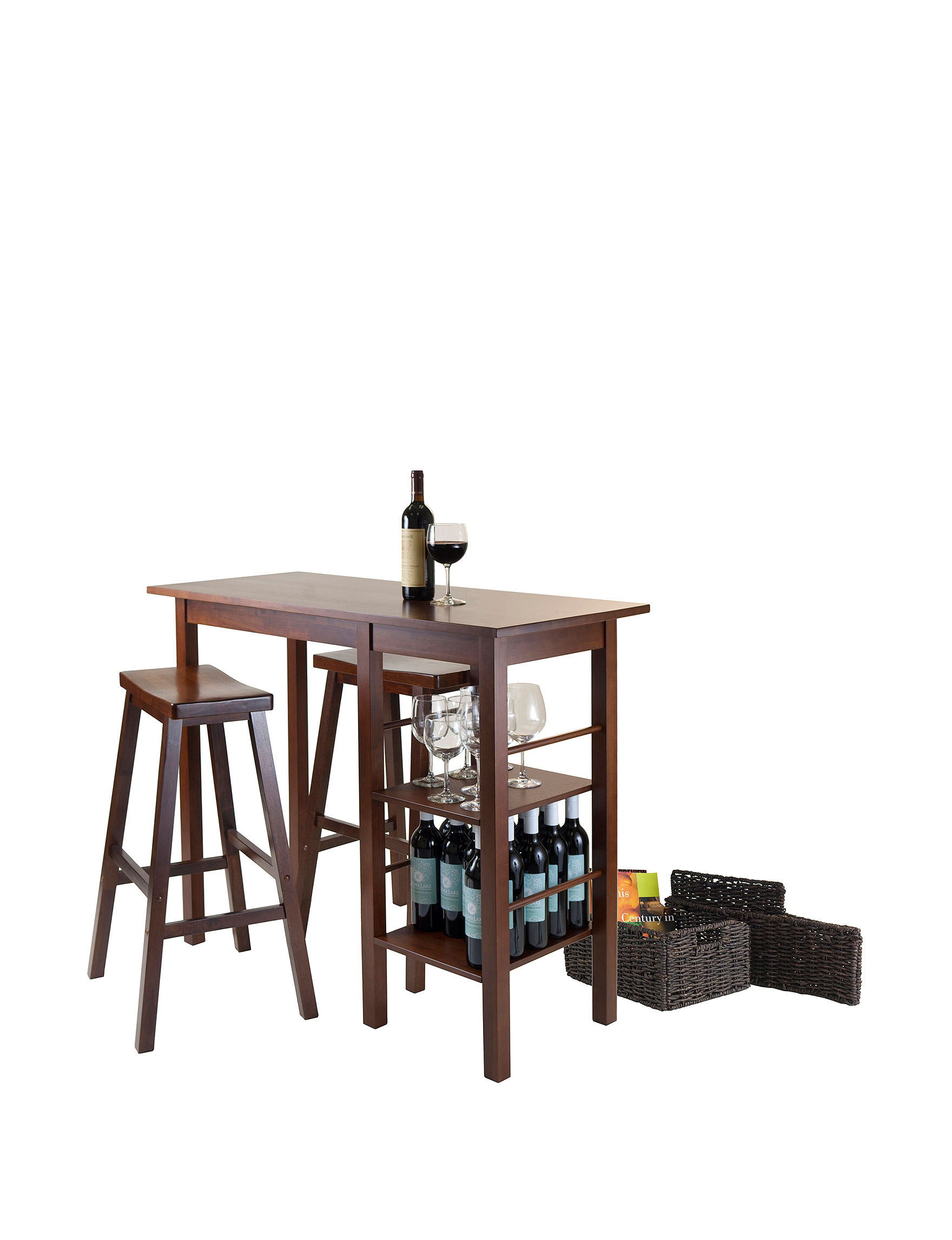 Winsome Brown Dining Room Sets Dining Tables Kitchen & Dining Furniture