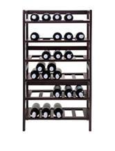 Winsome 30-Bottle Silvi Wine Rack