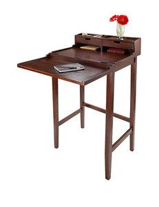 Winsome Brown Desks Living Room Furniture
