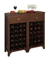 Winsome Wine Modular Cabinet