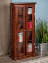 Winsome Wood DVD/CD Cabinet