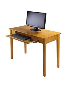 Winsome Wood Studio Computer Desk