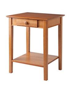 Winsome Wood Studio Printer Table