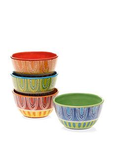 Certified International Blue Bowls Dinnerware