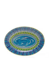 Certified International Tapas Oval Platter