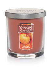 Yankee Candle® Spiced Pumpkin Small Tumbler Candle