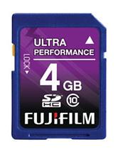 Fujifilm® Class 10 Secure Digital High-capacity Card