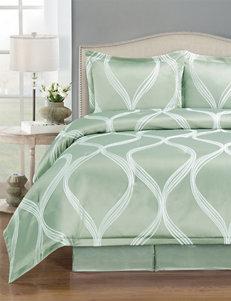 Home Fashions International Mint Comforters & Comforter Sets