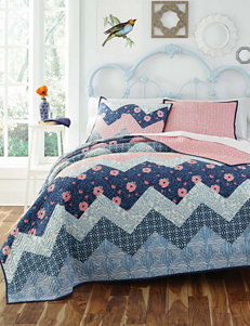 KD Spain Blue Quilts & Quilt Sets