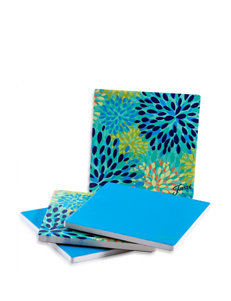 Fiesta Blue Coasters