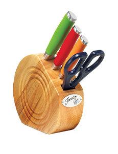 Fiesta Red Knives & Cutlery