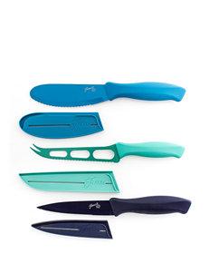Fiesta Blue Knives & Cutlery