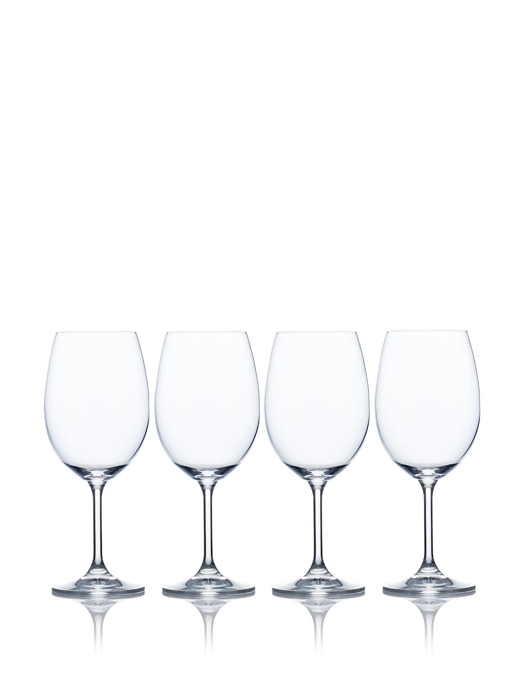 Mikasa Clear Wine Glasses Drinkware