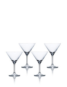 Mikasa Clear Cocktail & Liquor Glasses Drinkware