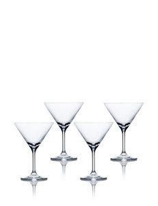 Mikasa Clear Cocktail & Liquor Glasses Drinkware