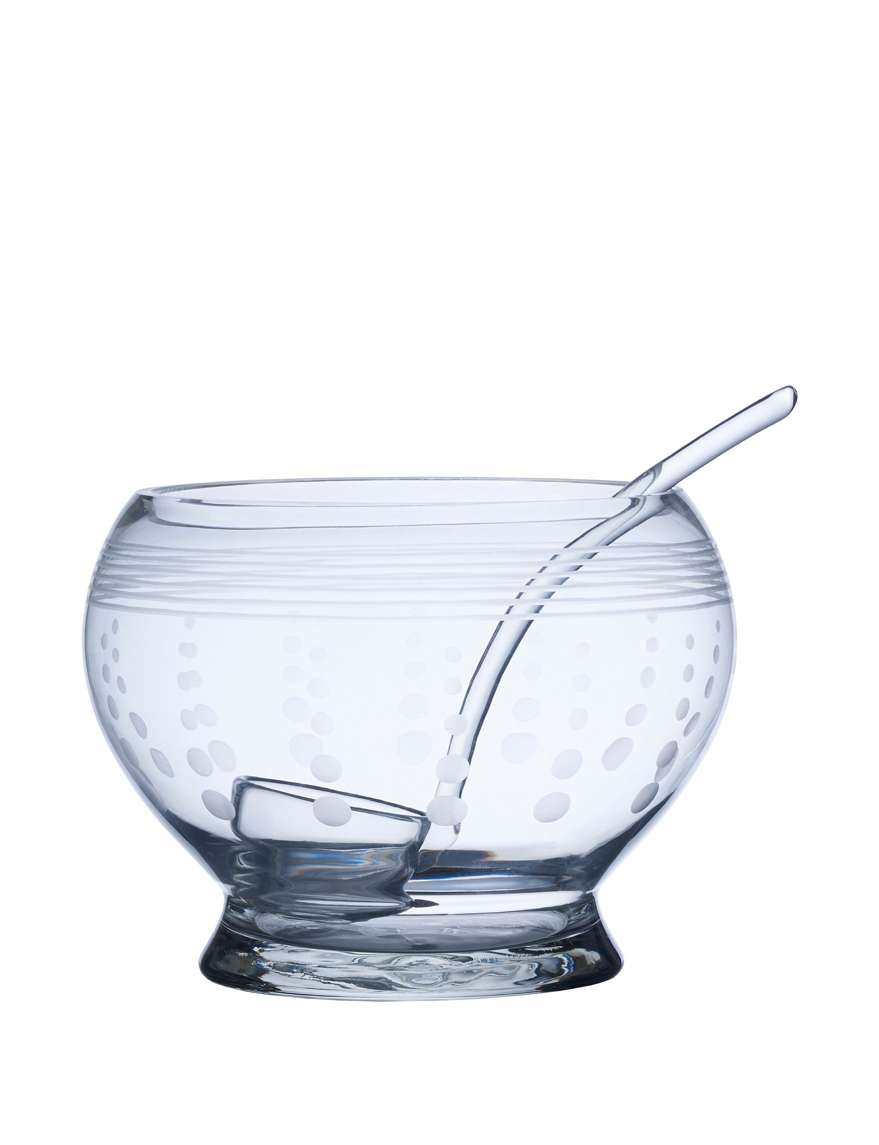Mikasa Clear Drinkware