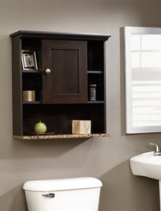 Sauder Brown Cabinets & Cupboards Bathroom Furniture