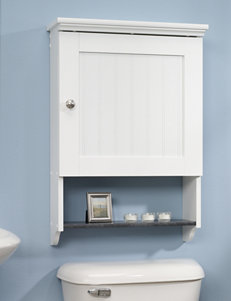Sauder Caraway Soft White Wall Cabinet