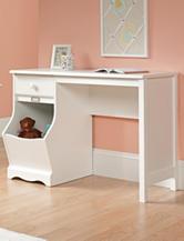 Sauder Pogo Soft White Desk
