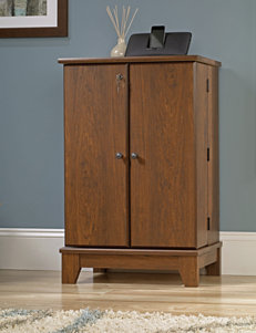 Sauder Brown Cabinets & Cupboards Home Office Furniture
