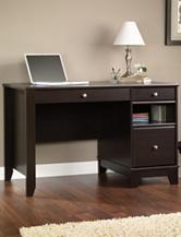 Sauder Jamocha Wood Camarin Computer Desk