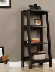 Sauder Chocolate Bookcases & Shelves Home Office Furniture