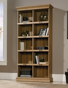 Sauder Light Beige Bookcases & Shelves Home Office Furniture
