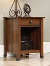 Sauder Carson Forge Washington Cherry Night Stand