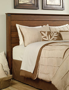 Sauder Brown Beds & Headboards Bedroom Furniture