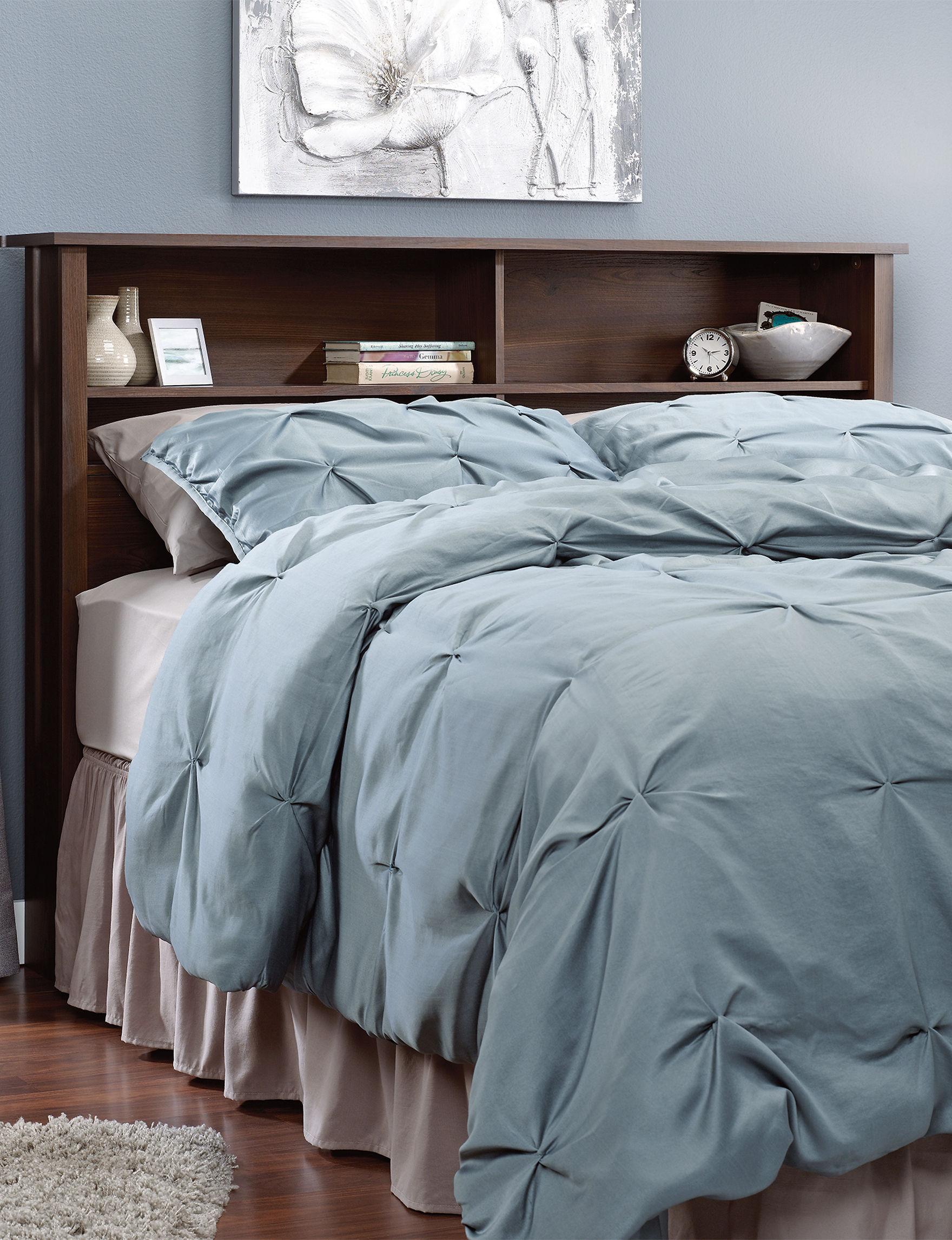 Sauder Brown Beds & Headboards Bedroom Furniture