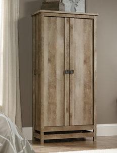 Sauder Khaki Dressers & Chests Bedroom Furniture