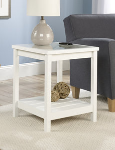 Sauder Off White Accent & End Tables Living Room Furniture