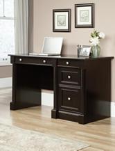 Sauder Avenue Eight Wind Oak Computer Desk