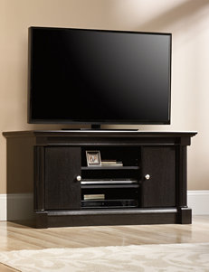 Sauder Avenue Eight Wind Oak TV Stand