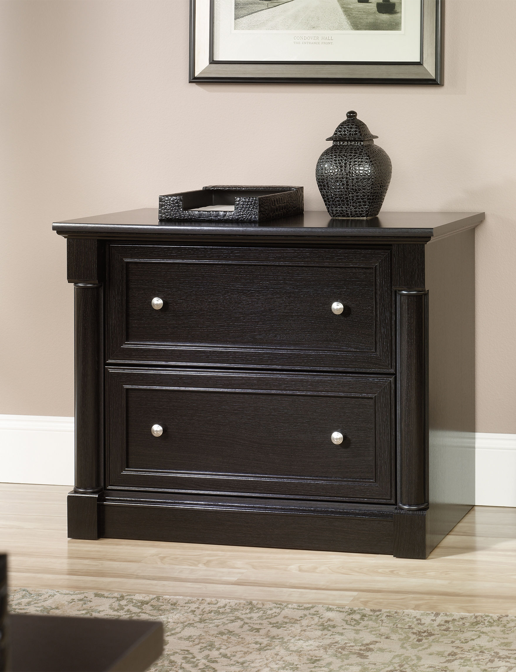 Sauder Espresso Night Stands Living Room Furniture