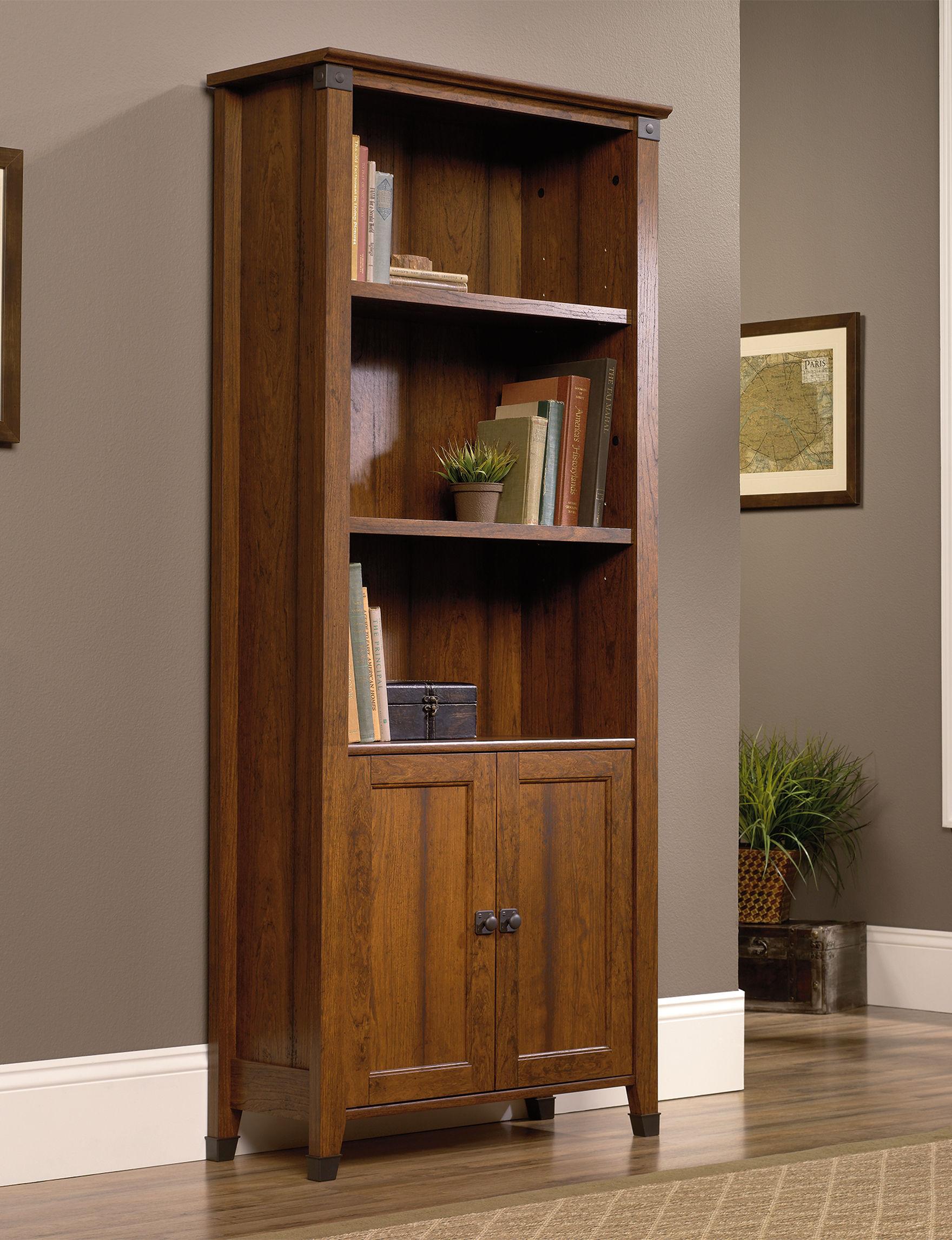 Sauder Brown Dressers & Chests Living Room Furniture
