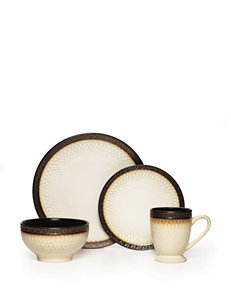 Mikasa Gourmet Basics Cream Dinnerware Sets Dinnerware