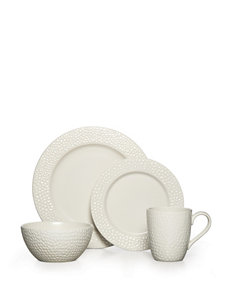 Mikasa Gourmet Basics White Dinnerware Sets Dinnerware