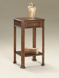 Butler Specialty Co. Cherry Finish Accent & End Tables Living Room Furniture