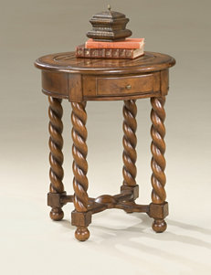 Butler Specialty Co. Brown Accent & End Tables Living Room Furniture
