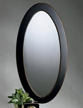 Butler Specialty Co. Caf Noir Oval Mirror