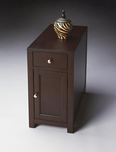 Butler Specialty Co. Chocolate Night Stands Living Room Furniture