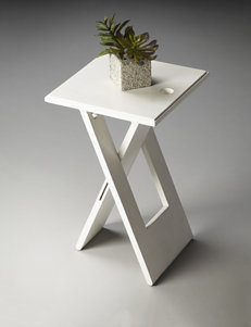 Butler Specialty Co. White Butler Loft Folding Table