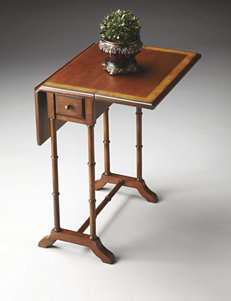 Butler Specialty Co. Light Brown Accent & End Tables Living Room Furniture