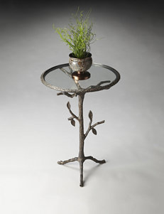 Butler Specialty Co. Metalworks Tree Accent Tables