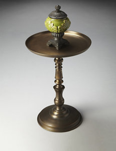 Butler Specialty Co. Metalworks Bronzed Accent Table