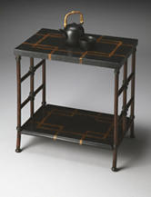 Butler Specialty Co. Metalworks Accent Table