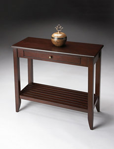 Butler Specialty Co. Chocolate Accent & End Tables Living Room Furniture